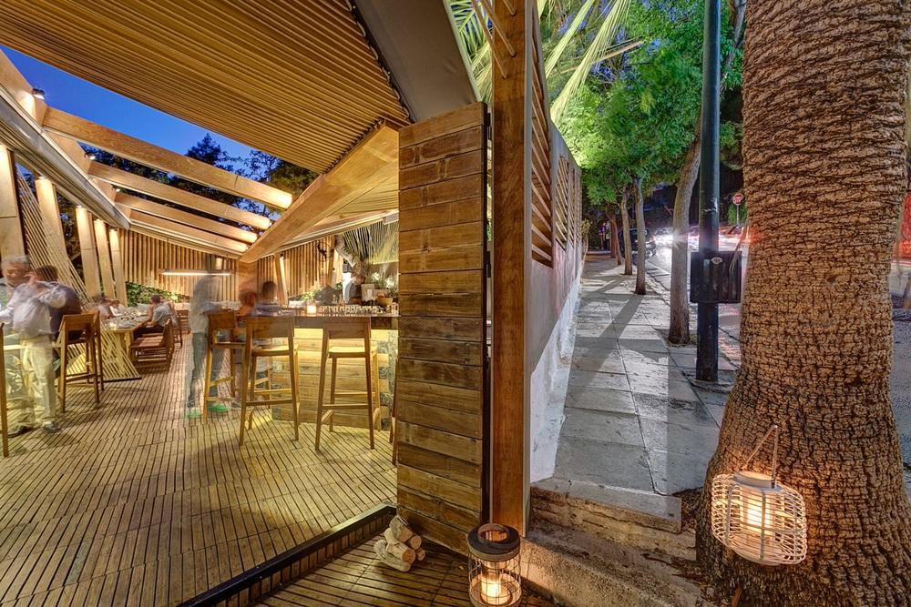 PARAGON CONTEMPORARY ITAL. JAP CUISINE- Architectural & Interior Design Office | Greece