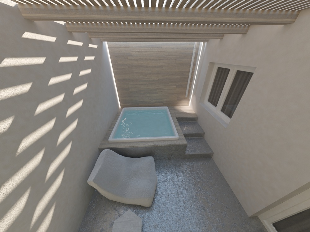 PRIVATE VILLA MYKONOS/FANARI- Architectural & Interior Design Office | Greece