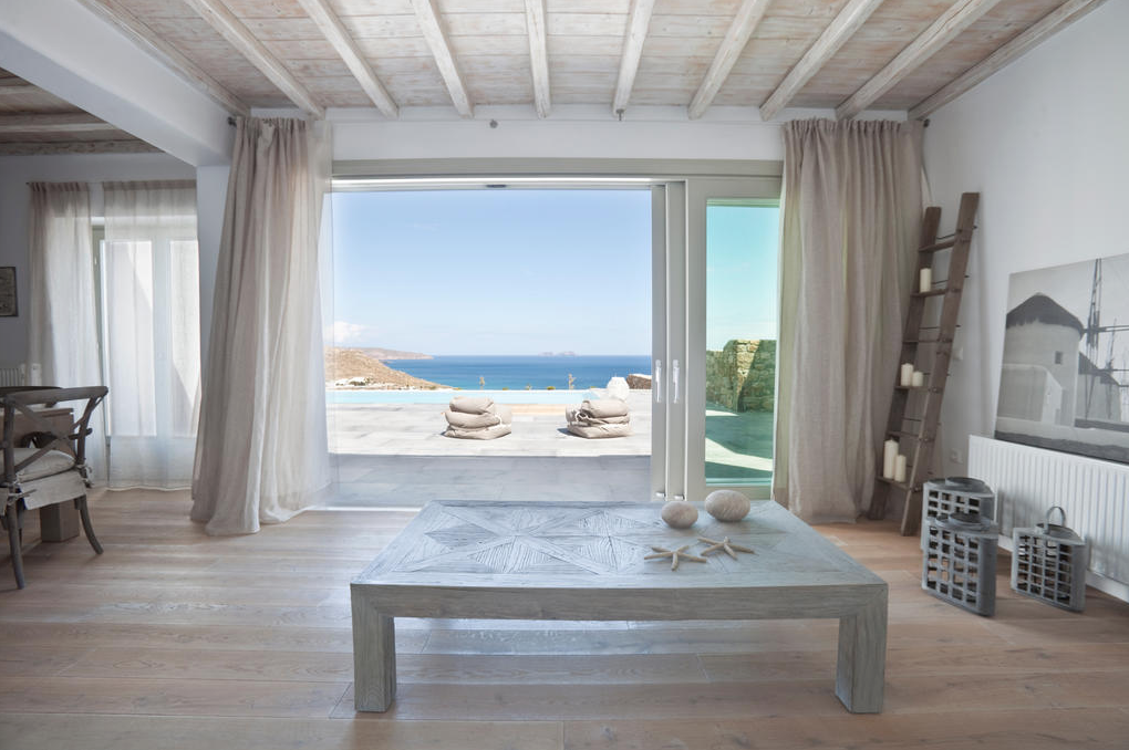 PRIVATE VILLA MYKONOS / KALAFATI THREE- Architectural & Interior Design Office | Greece